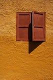 Indicador em um por do sol Fotos de Stock