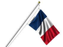 Indicador francés aislado