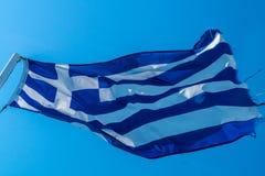 Indicador griego Imagen de archivo libre de regalías