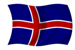 Indicador islandés Fotos de archivo libres de regalías