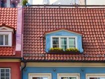 Indicador no telhado Fotos de Stock