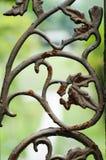 Indicador oxidado do ferro Imagem de Stock Royalty Free