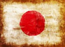 Indicador pintado viejo de Japón libre illustration