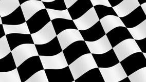Indicador que compite con Checkered libre illustration