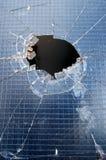 Indicador quebrado Imagem de Stock Royalty Free