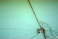 Indicador quebrado Foto de Stock Royalty Free