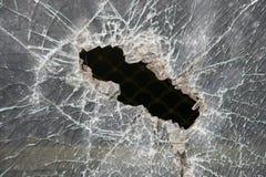 Indicador quebrado Foto de Stock