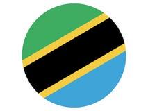 Indicador redondo de Tanzania