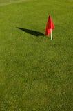 Indicador rojo Imagen de archivo libre de regalías