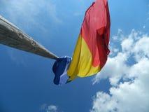 Indicador rumano Imagen de archivo