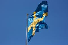 Indicador sueco Fotografía de archivo