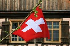 Indicador suizo Fotografía de archivo libre de regalías