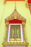 Indicador tailandês do templo Imagens de Stock Royalty Free