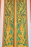 Indicador tailandês do templo Imagem de Stock