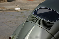 Indicador traseiro do besouro velho da VW foto de stock royalty free
