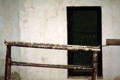 Indicador velho Fotografia de Stock