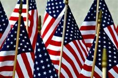 Indicadores americanos Fotografía de archivo