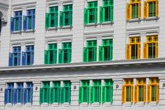 Indicadores coloridos Foto de Stock