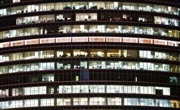 Indicadores iluminados Imagens de Stock