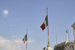 Indicadores italianos Fotografía de archivo
