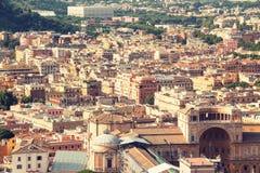 Indicadores velhos bonitos em Roma (Italy) Imagens de Stock