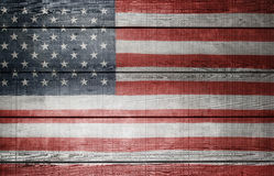 Indicateur américain Image libre de droits