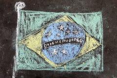 Indicateur brésilien Image stock