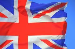 Indicateur britannique de Jack des syndicats Photo libre de droits