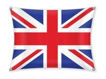 Indicateur britannique de ondulation illustration stock