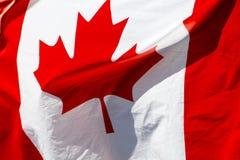Indicateur canadien image libre de droits
