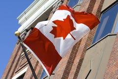 Indicateur canadien Images libres de droits
