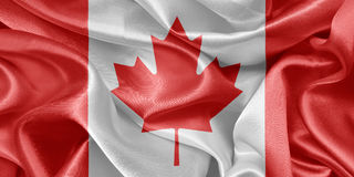 Indicateur canadien Images stock