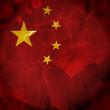 Indicateur chinois Image libre de droits