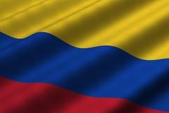 indicateur colombien illustration de vecteur