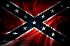 Indicateur confédéré images libres de droits