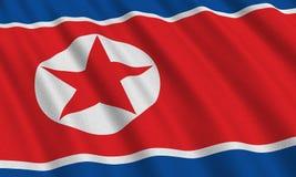 indicateur Corée du nord Photos libres de droits