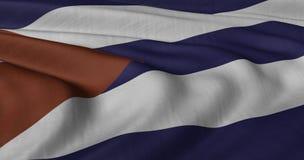 Indicateur cubain illustration libre de droits