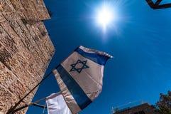 Indicateur d'état de l'Israël Photographie stock