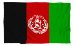 indicateur de l'Afghanistan Photo stock