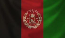 indicateur de l'Afghanistan Photographie stock