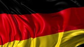 Indicateur de l'Allemagne illustration stock