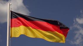Indicateur de l'Allemagne 4K banque de vidéos