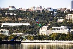 indicateur de l'Azerbaïdjan image libre de droits