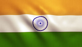 Indicateur de l'Inde Photos libres de droits