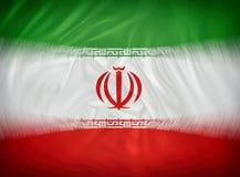 Indicateur de l'Iran illustration libre de droits