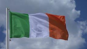 Indicateur de l'Irlande 4K banque de vidéos