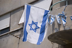 Indicateur de l'Israël Photos stock
