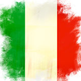 Indicateur de l'Italie Image stock