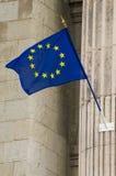 Indicateur de l'Union européenne Photographie stock libre de droits