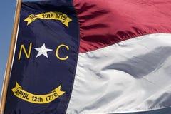 Indicateur de la Caroline du Nord Photographie stock libre de droits
